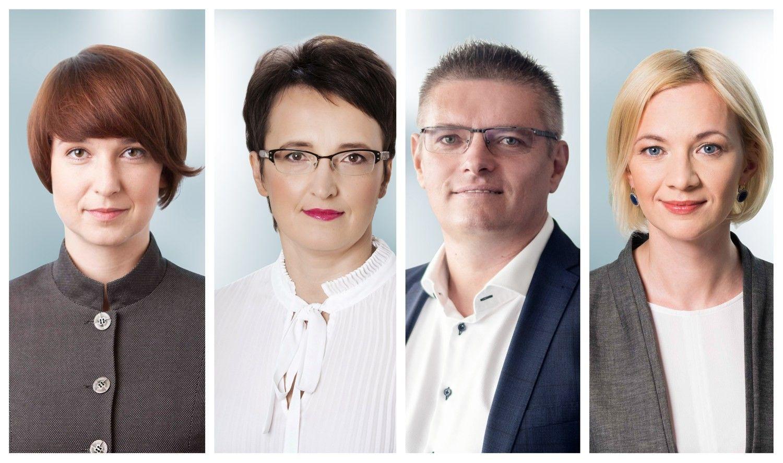 """Advokatų kontoroje """"Magnusson"""" – 4 nauji partneriai"""
