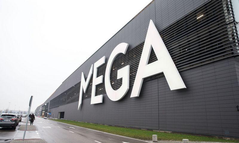 """Prekybos ir pramogų centras """"Mega"""" Kaune. Juditos Grigelytės (VŽ) nuotr."""