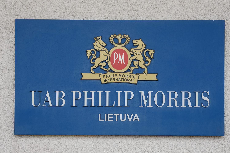 """""""Philip Morris"""" pralaimėjo ginčą su """"British American Tobacco"""" dėl ženklo """"Cliklok"""""""