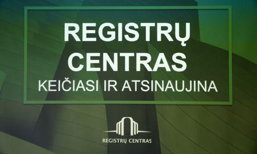"""Lino siuvinių pardavėjai dvejus metus kūrė """"Registrų centro"""" dizainą ir prekės ženklus"""