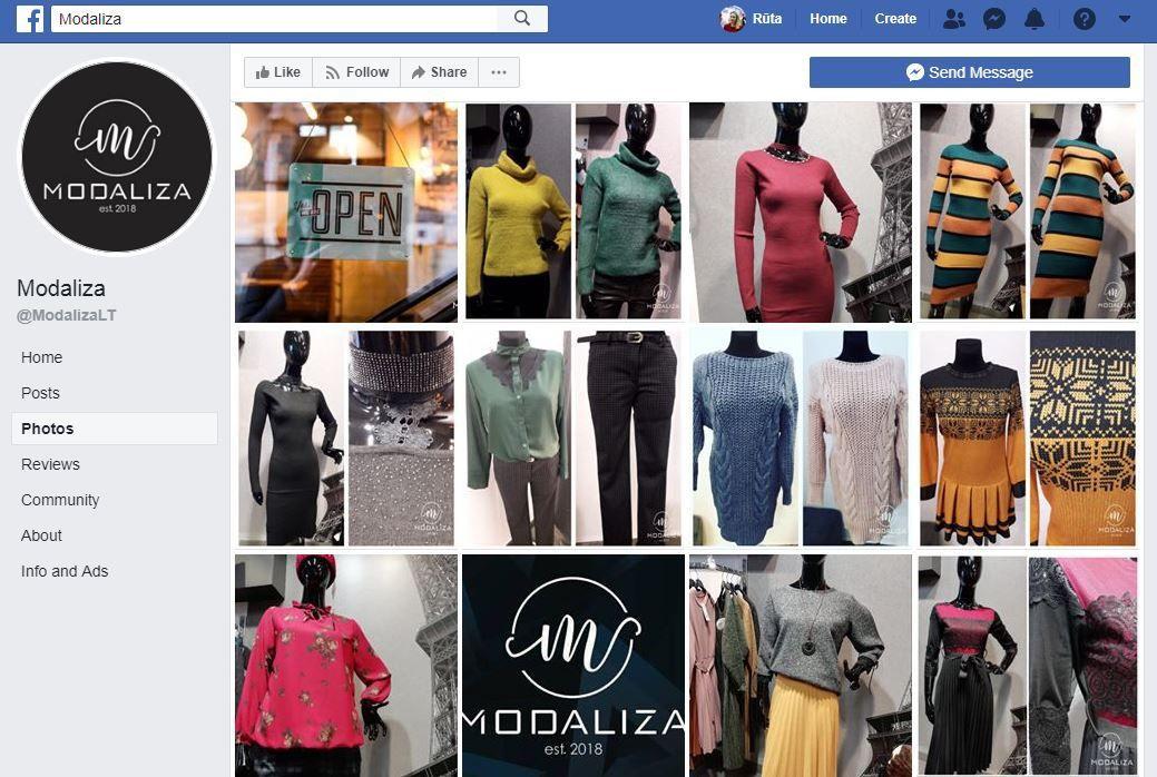 """""""Čia Market"""" susidomėjo drabužių prekybos verslu"""