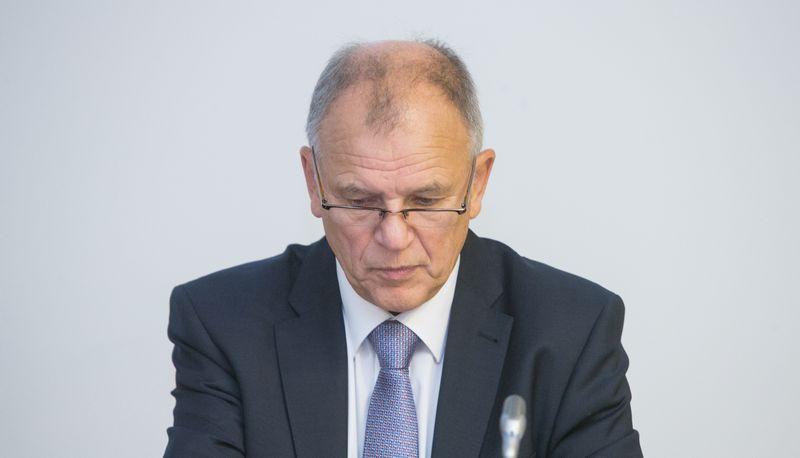 V. P. Andriukaitis, eurokomisaras. Juditos Grigeytės (VŽ) nuotr.