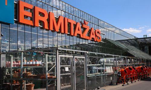 """""""Ermitažas"""" Vilniuje planuojaatsišviežinti"""