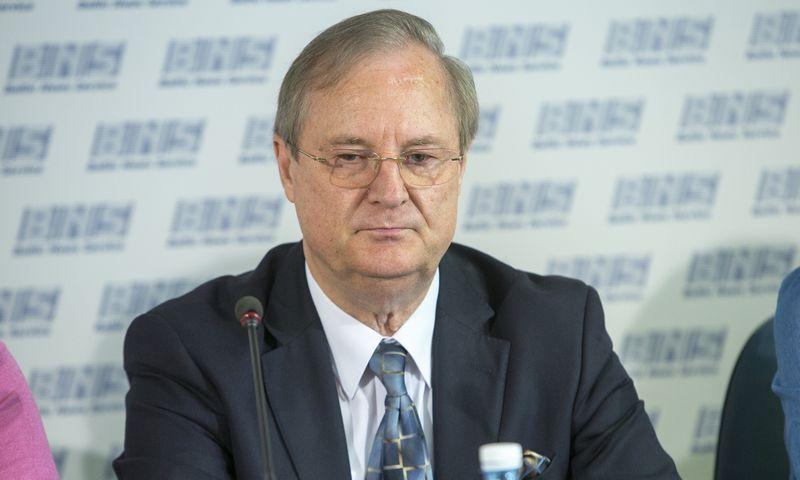 Edmundas Vaitekūnas, buvęs Lietuvos radijo ir televizijos komisijos (LRTK) pirmininkas. Vladimiro Ivanovo (VŽ) nuotr.