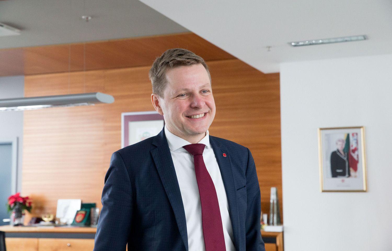 R. Šimašius ir jo visuomeninis komitetas surinko parašus savivaldos rinkimams