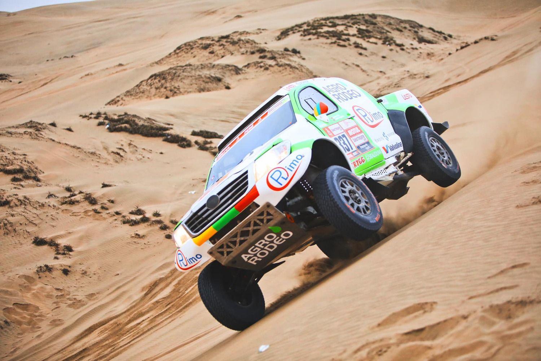 41-asis Dakaras: viena valstybė, daug smėlio ir 5 Lietuvos ekipažai