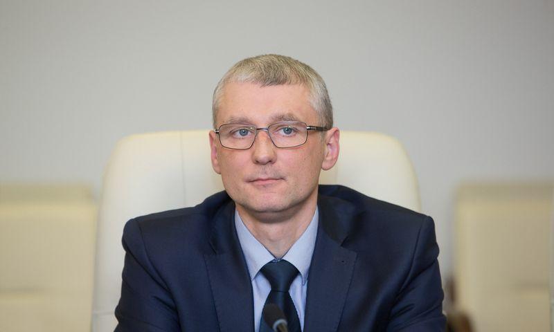 Darius Remeika, VMVT direktorius. Vladimiro Ivanovo (VŽ) nuotr.