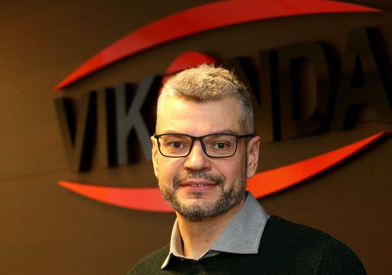 """Koncerno """"Vikonda"""" komunikacijos ir rinkodaros direktoriaus pareigas nuo šiandien pradeda eiti Tomas Želionis. Bendrovės nuotr."""