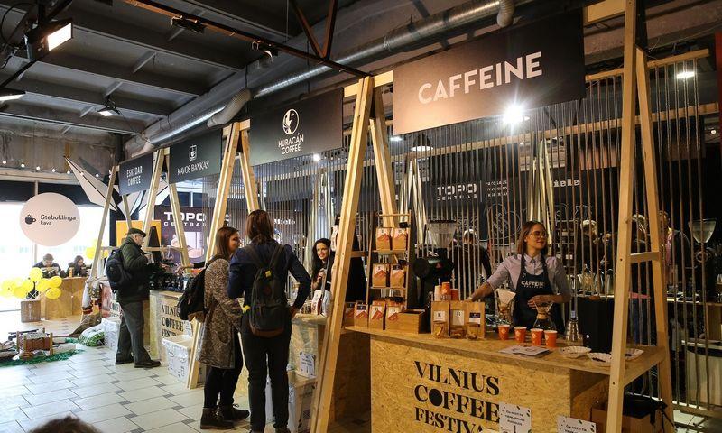 Augant vartojimui restoranų ir kavinių verslai išgyvena dešimtmečio pakilimą.Vladimiro Ivanovo (VŽ) nuotr.