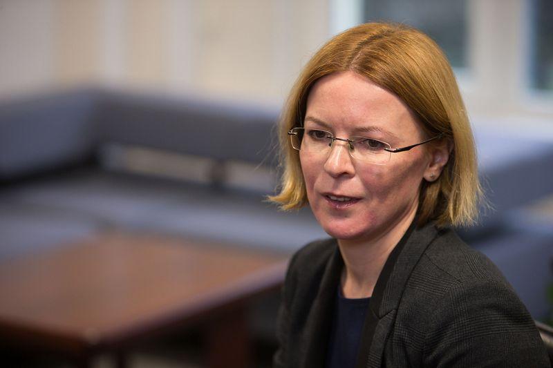 """Eglė Čiužaitė, AB """"Lietuvos energijos gamyba"""" generalinė direktorė ir valdybos pirmininkė. Vladimiro Ivanovo (VŽ) nuotr."""