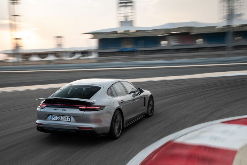 """Porsche Panamera GTS"". Gamintojo nuotr."