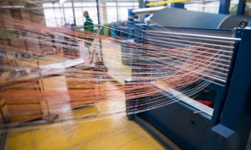 Pramonės įmonių vadovų apklausa: gamybą riboja nepakankama paklausa