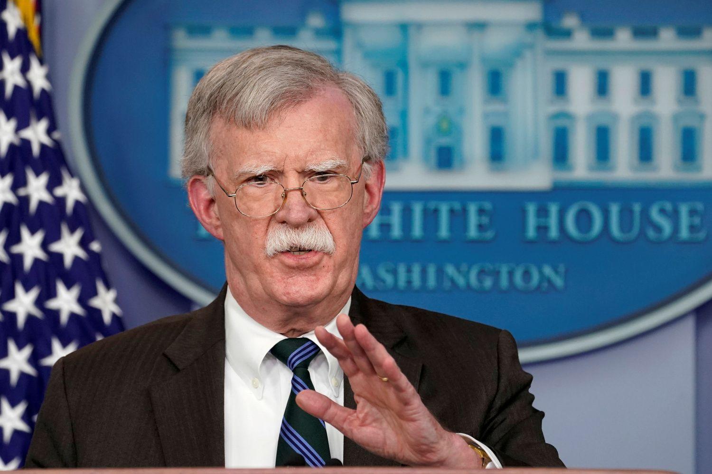 J. Boltonas: JAV pasitrauks iš Sirijos tik įgyvendinus tam tikras sąlygas