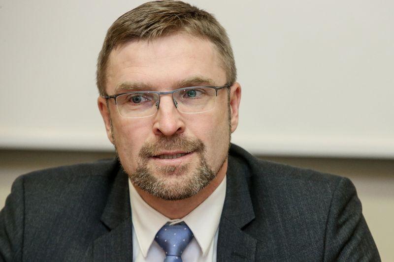 Linas Kukuraitis, Socialinės apsaugos ir darbo ministras. Vladimiro Ivanovo (VŽ) nuotr.