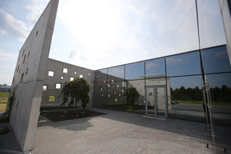 """K2 LT valdo vienintelį Lietuvoje esantį krematoriumą Kėdainiuose. """"15min"""" / """"Scanpix"""" nuotr."""
