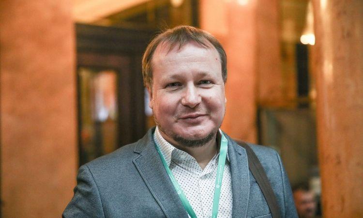"""Saulius Vagonis, nekilnojamojo turto paslaugų bendrovės """"Ober-Haus"""" Vertinimo ir rinkotyros skyriaus vadovas. Vladimiro Ivanovo (VŽ) nuotr."""