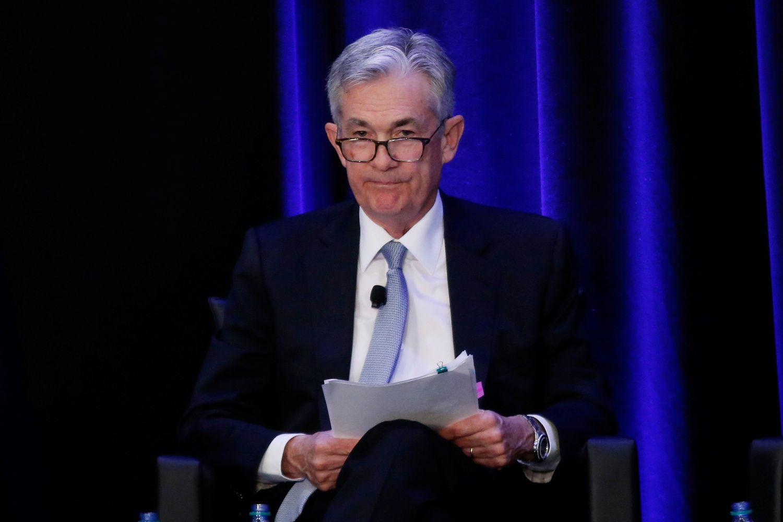 FED siunčia nuraminimo linkėjimus investuotojams