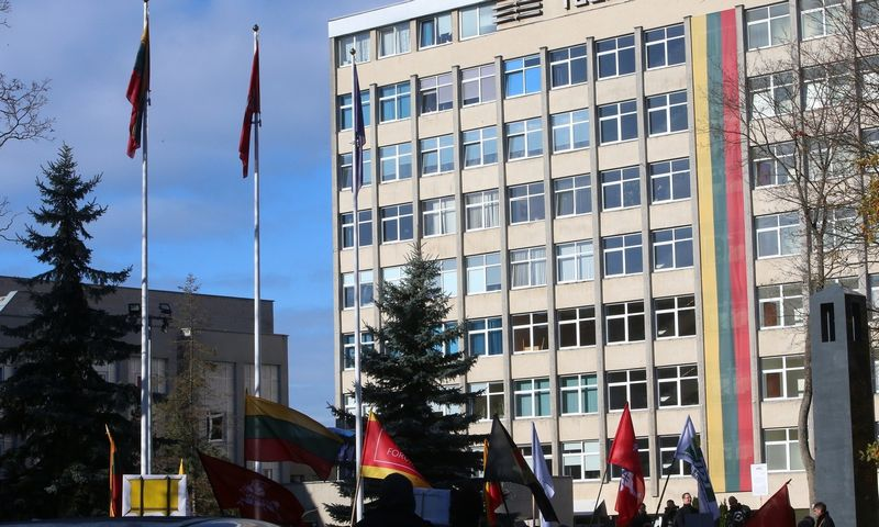 LRT pastatas Vilniuje, S. Konarskio g. Vladimiro Ivanovo (VŽ) nuotr.
