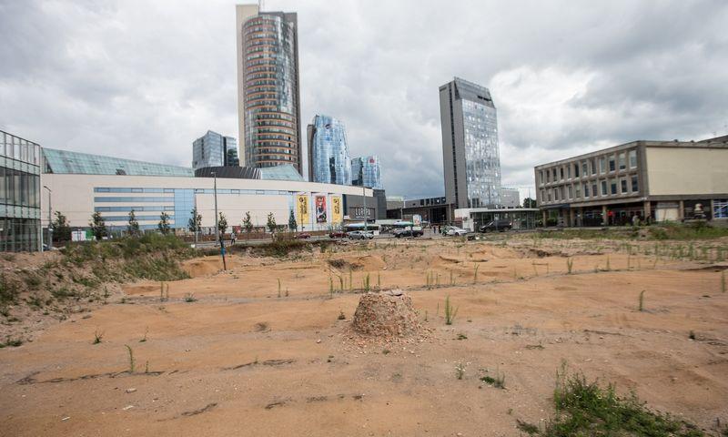Nuosavybės teisių atkūrimą miestuose dažniausiai stabdo sklypų trūkumas ir žemės kaina. Juditos Grigelytės (VŽ) nuotr.