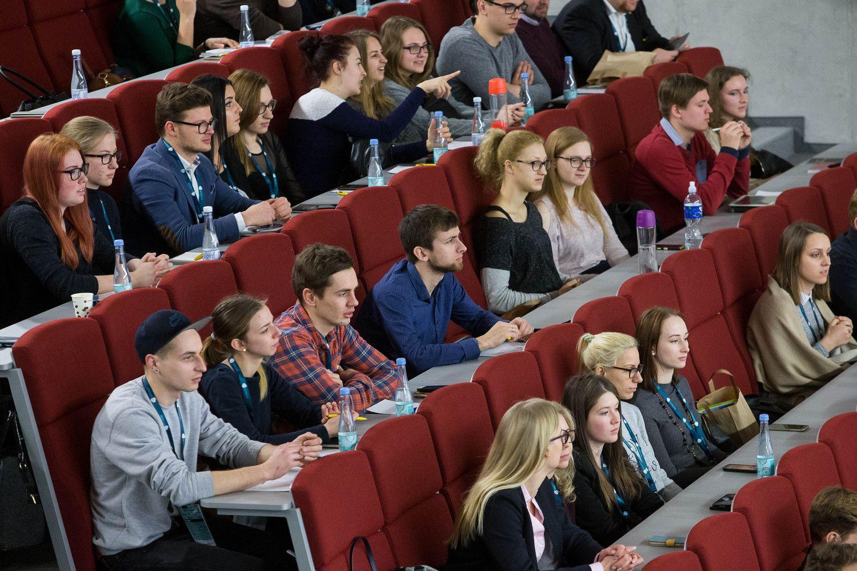 Integravusi užsienio studentus, Lietuva gautų 19 mln. Eur per metus