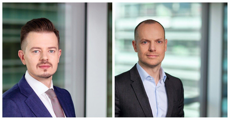 """Advokatų kontoroje """"TGS Baltic"""" – du nauji partneriai"""