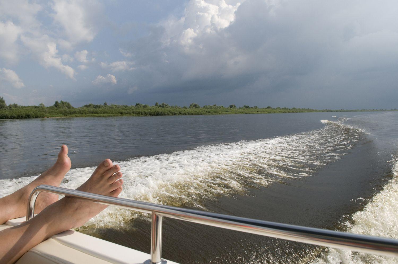 Kauno rajonas už 165.000 Eur perka turistinį laivą