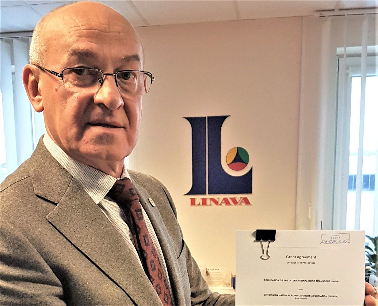 """Steigiamos """"Linavos"""" draudimo bendrovės veiklą užtikrinsIRU dotacija"""