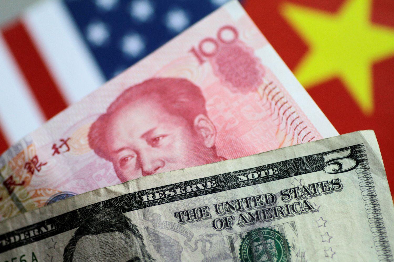 JAV ir Kinijos prekybos įtampoje –teigiami ženklai
