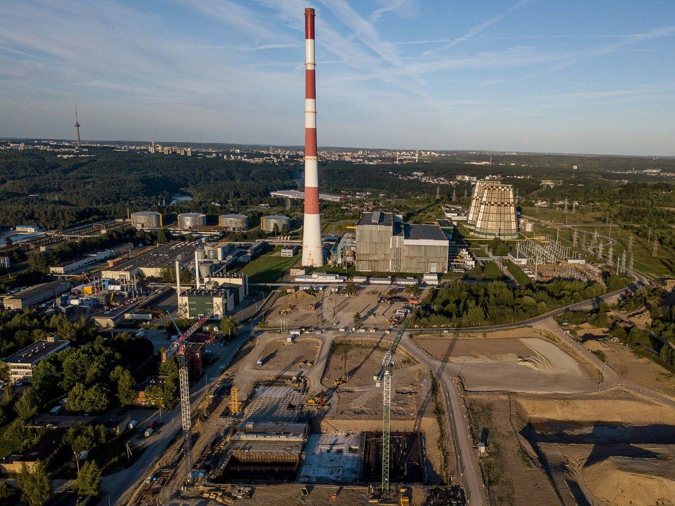 Vilniaus kogeneracinė jėgainė šiemet planuoja pasamdyti 70 darbuotojų