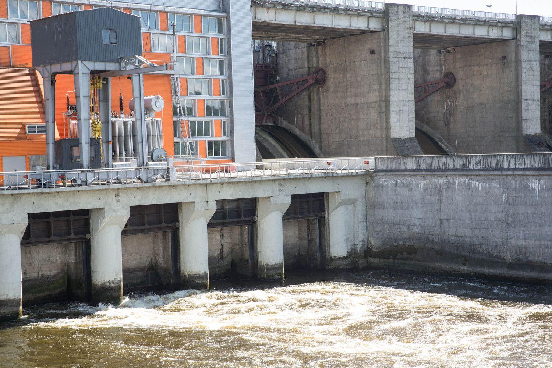 Kaunohidroelektrinėje planuoja įrengti energijos kaupiklį