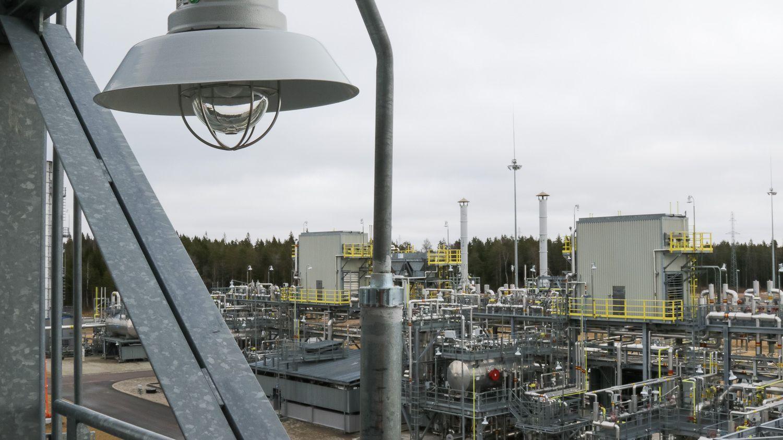Gruodį Europoje dujos atpigo, bet ne iki 2017 m. lygio