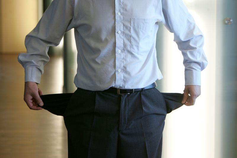 """Iš pernai bankroto procedūras užbaigusių įmonių mokesčių administratorius, """"Sodra"""" susigrąžino 3% skolų, o visi likę – vadinamieji trečiosios eilės kreditoriai – jų susigrąžino vos 1,2%. Vladimiro Ivanovo (VŽ) nuotr."""