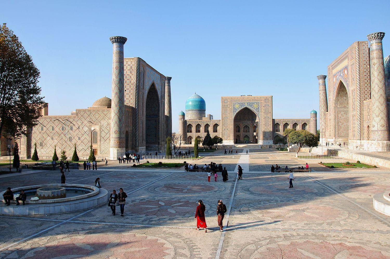 Uzbekistanas naikina vizas