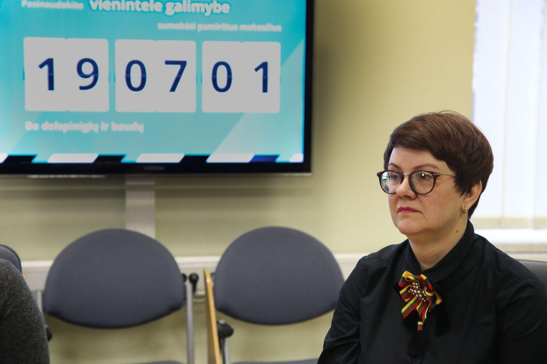 VMI skelbia amnestiją ir patikrinimų moratoriumą