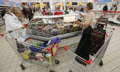 Rusijos prekybininkas: hipermarketai praranda populiarumą