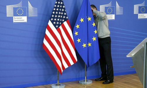 JAV diplomatinis manevras – signalas Europai