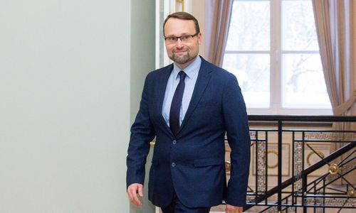 Pradeda dirbti naujas kultūros ministras