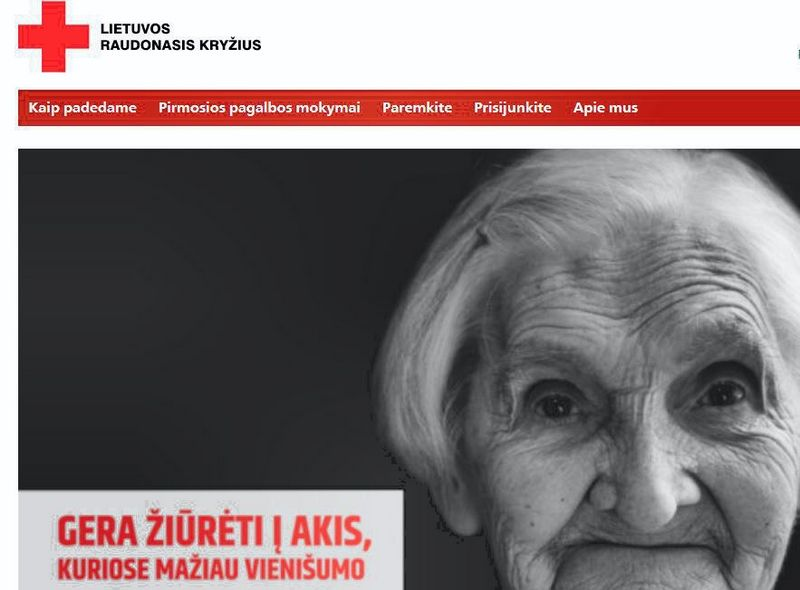 Organizacijos tinklalapio nuotr.
