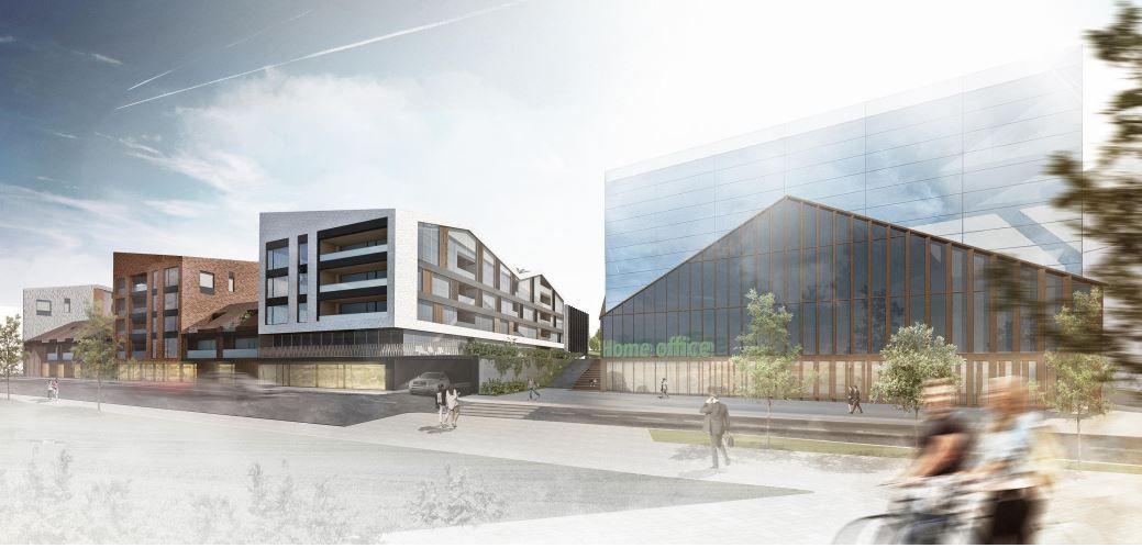 Vilniaus Paupyje – dar vienas konversijos projektas: nori investuoti 50 mln. Eur