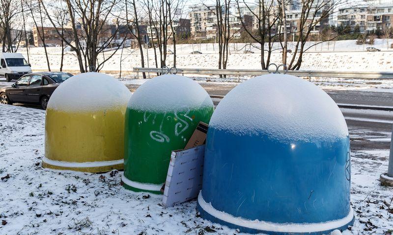 Padėtis grėsminga, teigia pakuočių atliekų tvarkymo sistemos dalyviai. Vladimiro Ivanovo (VŽ) nuotr.