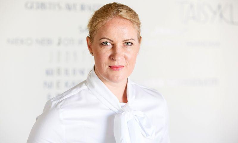 """Jurgita Judickienė, advokatų profesinės bendrijos """"Judickienė ir partneriai JUREX"""" vadovaujančioji partnerė, advokatė: """"Mano įsitikinimu, šiuo atveju """"Swedbank"""" parodė akivaizdžią nekompetenciją stambių klientų aptarnavimo srityje."""" Vladimiro Ivanovo (VŽ) nuotr."""