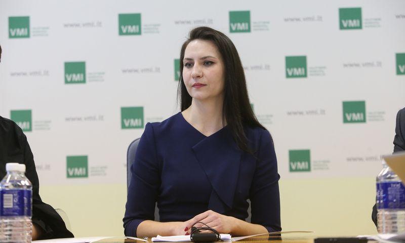 Rasa Virvilienė, Valstybinės mokesčių inspekcijos (VMI) Teisės departamento direktorė. Vladimiro Ivanovo (VŽ) nuotr.