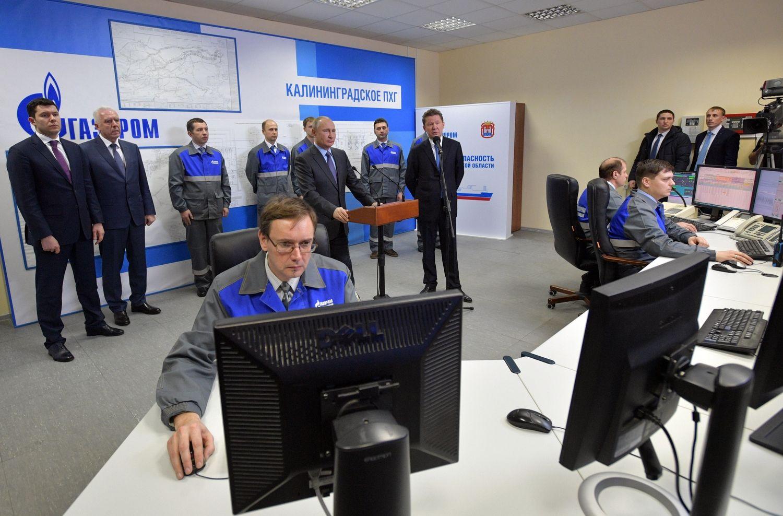 Įrengti uostąKaraliaučiaus SkGD terminalui kainavo 510 mln. Eur