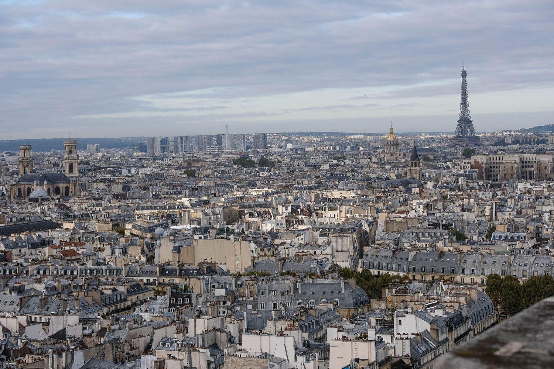 Paryžiuje dujų nuotėkis sukėlė smarkų sprogimą