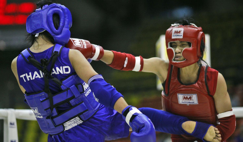 Muay Thai – apie smūgius, kurie gimsta galvoje