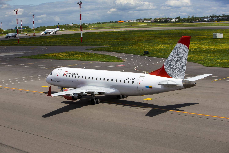 """""""Air Vilnius Group"""" nepavyko prisiteisti 615.000 Eur iš """"Start Vilnius"""""""