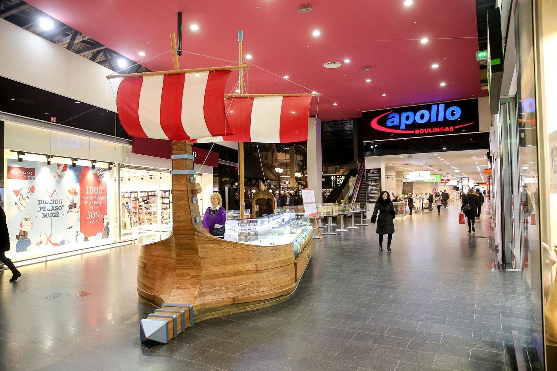 "Kino teatrus valdanti estų ""Apollo"" sudarė sandorį su ""Akropolis group"""