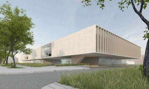 Išrinktas nugalėtojas Jūrininkų sveikatos priežiūros centro architektūriniame konkurse
