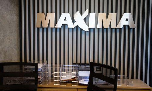 """Vienoje """"Maximos"""" parduotuvių Rygoje nukrito dalispakabinamų lubų"""
