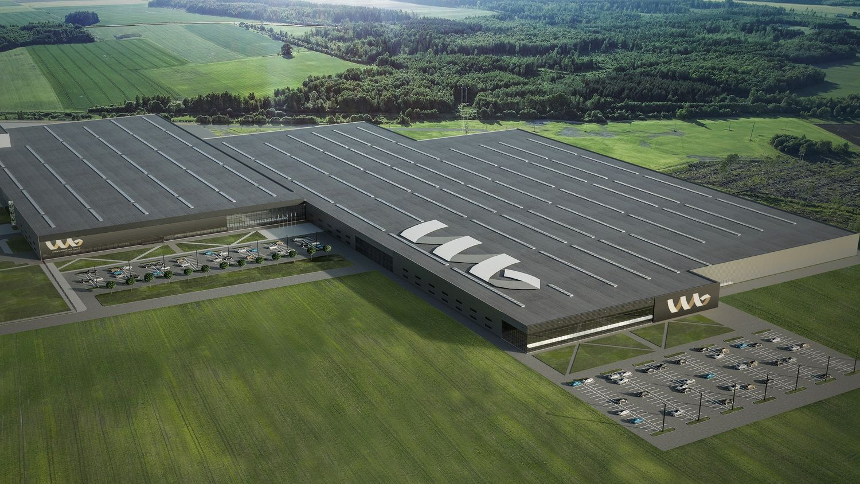 """VMG drožlių plokštės gamyklos statybai """"Swedbank"""""""" skolina 54 mln. Eur"""